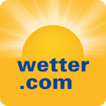 """Mehr-Tages-Vorschauen sind ein Plus der App """"wetter.com"""""""