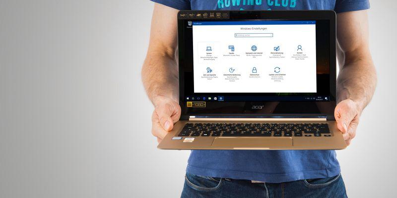 3 einfache Wegs zur Systemsteuerung unter Windows 10.