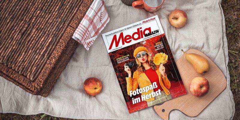 Das Mediamagazin im Oktober 2019 ist da.