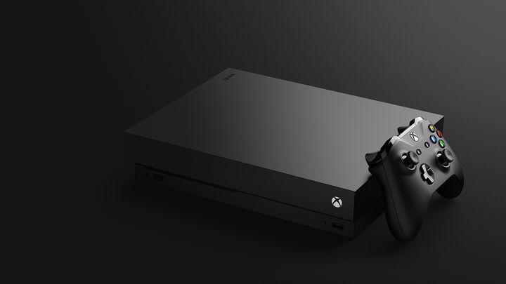 Echtes 4K-Gaming ermöglicht die schnelle Xbox One X.