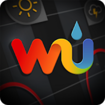 Weather Underground: Wetterapp mit hyperlokalem Background