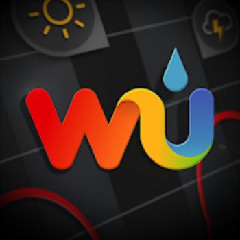 Weather Underground: Wetterapp mit hyperlokalem Background