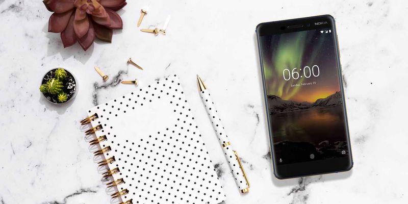 HMD Global bringt das neue Nokia 6.