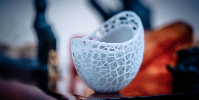 3D-Drucker haben sich auch im privaten Bereich durchgesetzt.