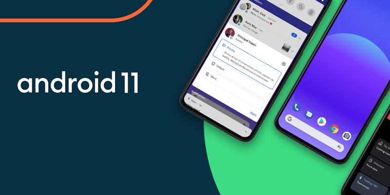 Android 11 Neuerungen.