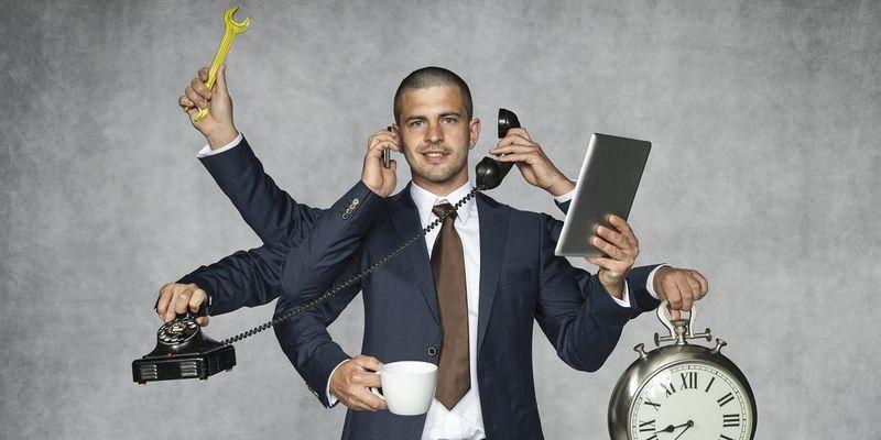 Der Alltag verlangt oft nach Multitasking