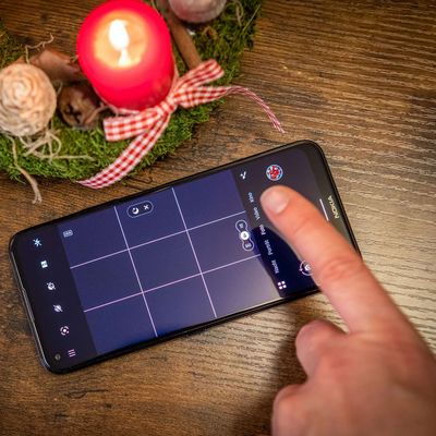 """Der Kino-Modus des """"Nokia 8.3""""."""