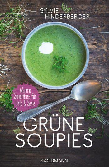 Buch für Suppen-Rezepte