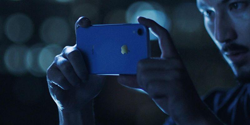 Das neue iPhone XR im Porträt.
