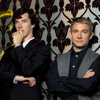 Buffy, Sherlock & Co.: Die Grundrisse berühmter TV-Sets.