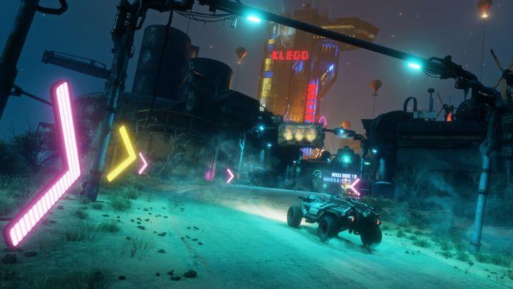 """Fahrzeuge spielen in """"Rage 2"""" eine wichtige Rolle."""