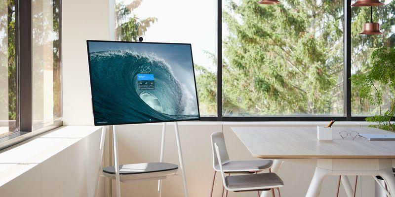 """Das neue """"Surface Hub S2"""" wurde im Rahmen der IFA präsentiert."""