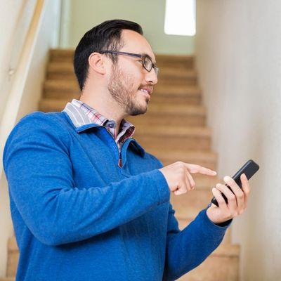 So einfach lässt sich das Smart Home steuern.