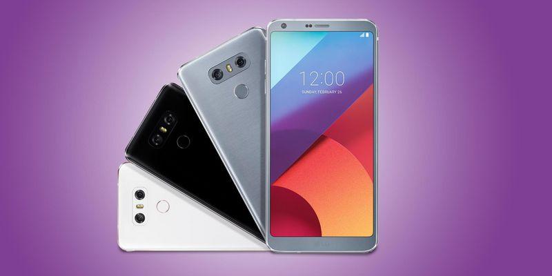 LG G6: Die Details