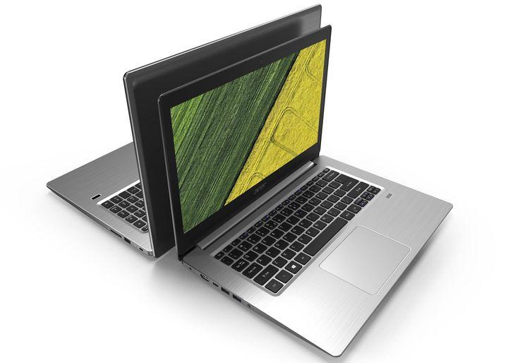 """Mit den neuen """"Swift 3""""- und """"Swift 1""""-Modellen erweitert Acer zudem seine Palette an leistungsfähigen und extrem flachen Notebooks."""