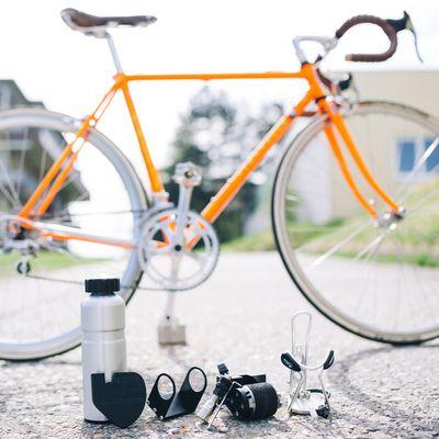Mit wenigen Handgriffen lässt sich ein Rad zum E-Bike umfunktionieren.