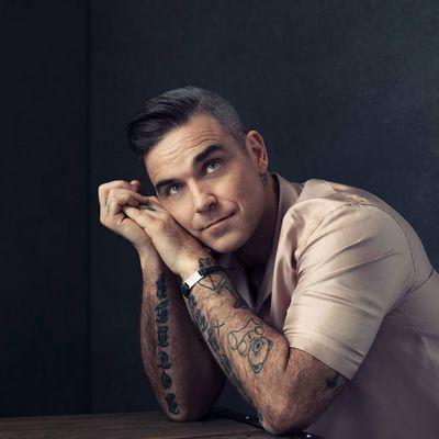 Robbie Williams veröffentlicht sein erstes Weihnachtsalbum.