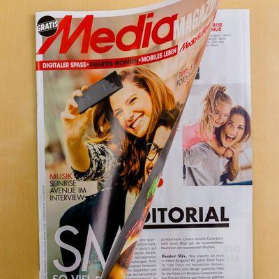 Das ist das Mediamagazin im Oktober 2017.