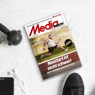 Das Mediamagazin im Jänner 2020