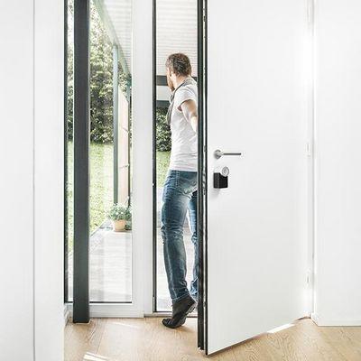 Smart Home Trends: Sicherheit geht vor.