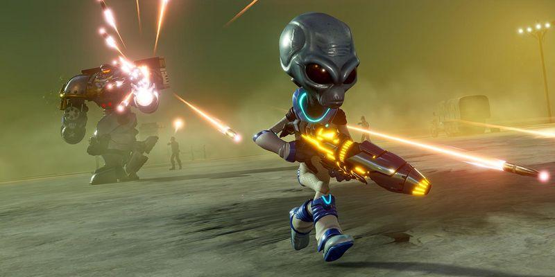"""Das Remaster von """"Destroy All Humans!"""" ist da."""