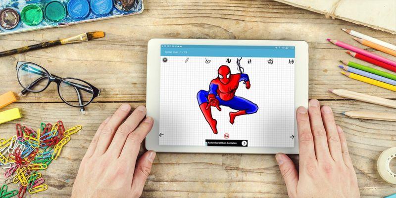Die besten Zeichen-Apps