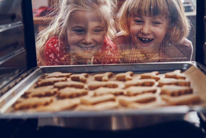 Nicht immer ist die Mittelschiene im Ofen die richtige Wahl.