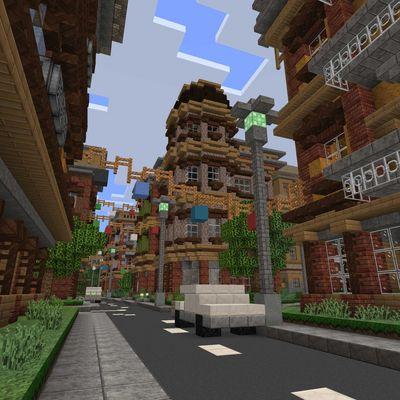 Diese Bauten lassen sich nun auch in VR erleben.