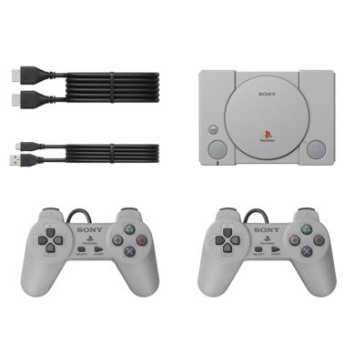 Die PlayStation Classic erscheint mit 20 vorinstallierten Spielen.