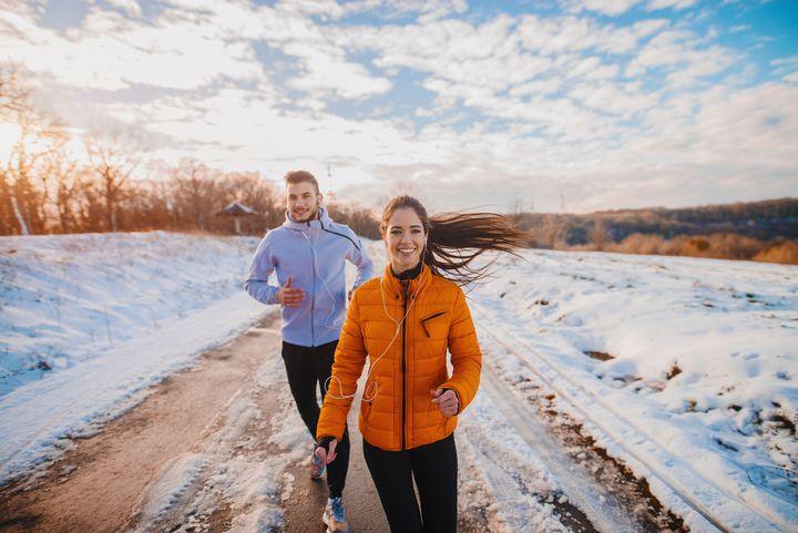 """Gute Nachricht: Steigt der """"VO2 Max""""-Wert laut Smartwatch oder Fitnesstracker, ist das Fitnessniveau gestiegen."""