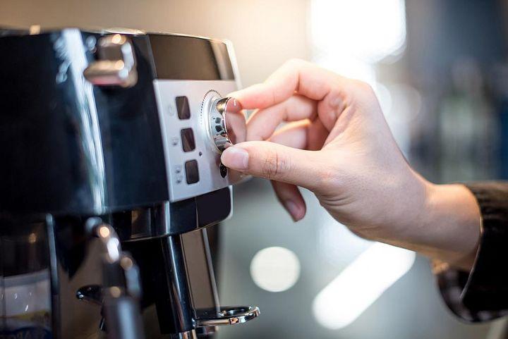 Vollautomaten bieten Kaffeevielfalt.