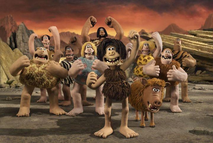 """""""Early Man – Steinzeit bereit"""": Knet-Animationsfilm für die ganze Familie."""