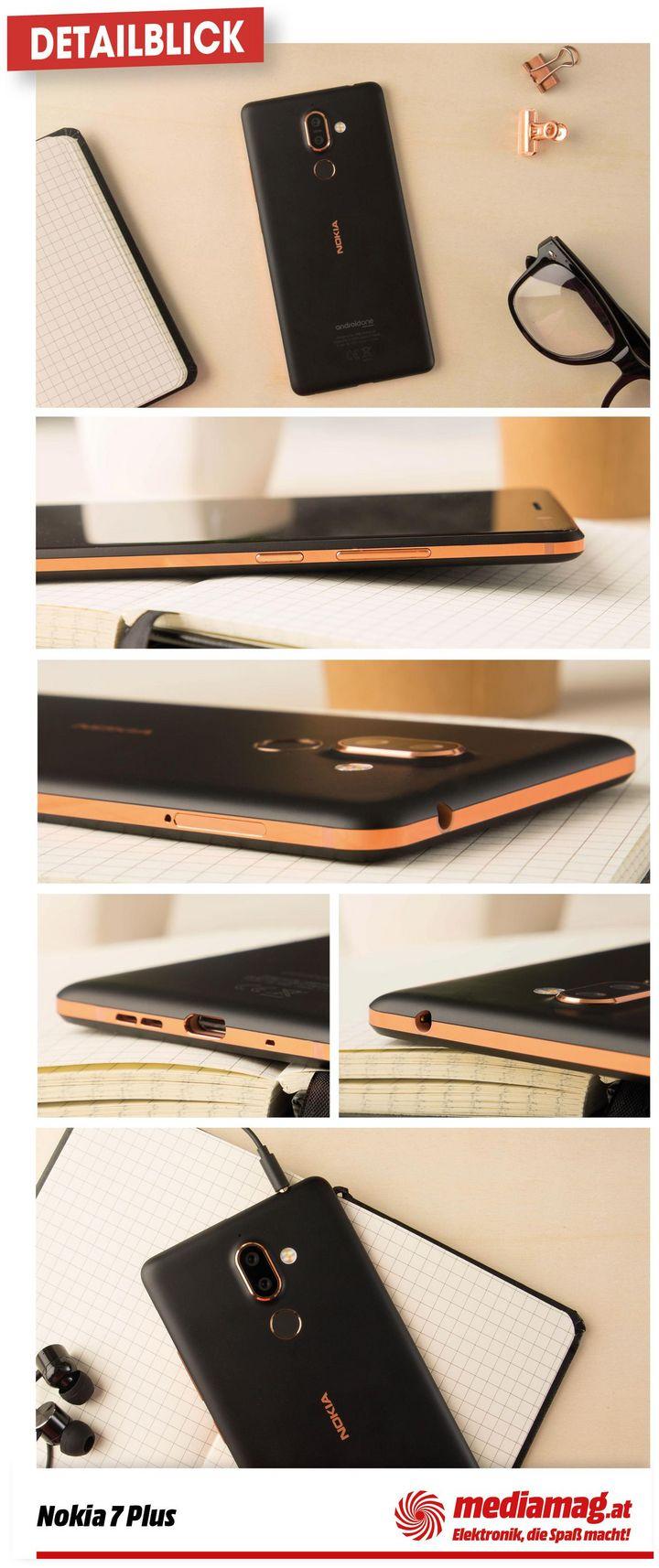 Nokia 7 Plus Top