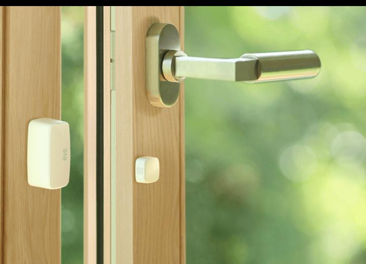 """""""Eve Door and Window"""": Fenstersensor von Elgato."""