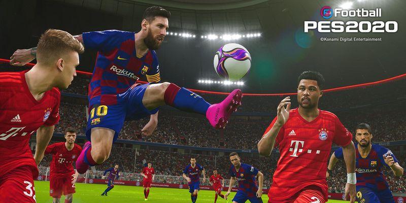 eFootball PES 2020 bringt tolle Neuerungen