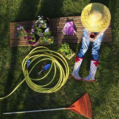 Start der Gartensaison