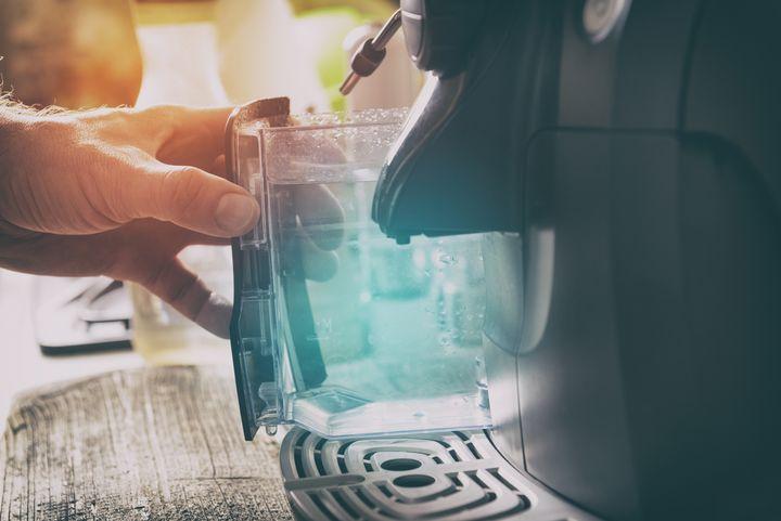 Die richtige Wasserhärte ist für einen wohlschmeckenden Kaffee wichtig.