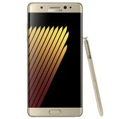 """""""Galaxy Note 7"""" in Gold Platinum"""