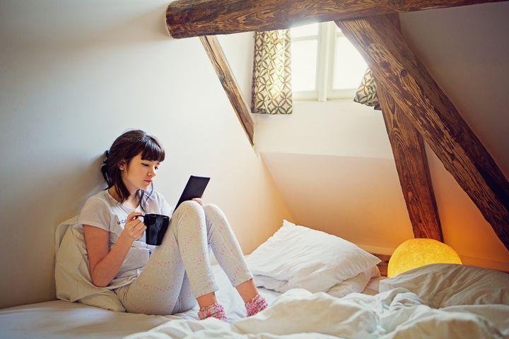 E-Book-Reader.