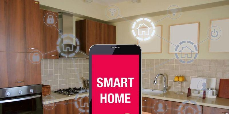 In der smarten Küche sind Geräte per App bedienbar.