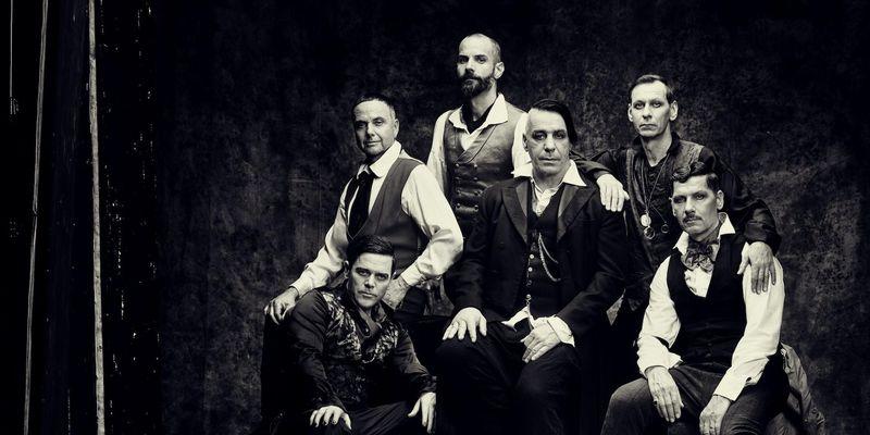 Rammstein stellen ihr siebtes Studioalbum vor.