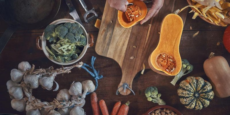 So gesund ist die Herbst-Küche.