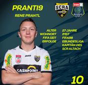 CASHPOINT SCR Altach: Rene Prantl