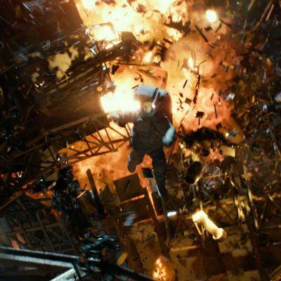 """""""Geostorm"""" verspricht viele beeindruckende Special Effects."""