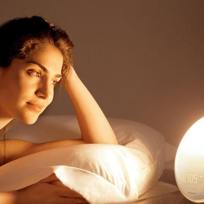 Philips Wake-up Light: Sanfter aufwachen.