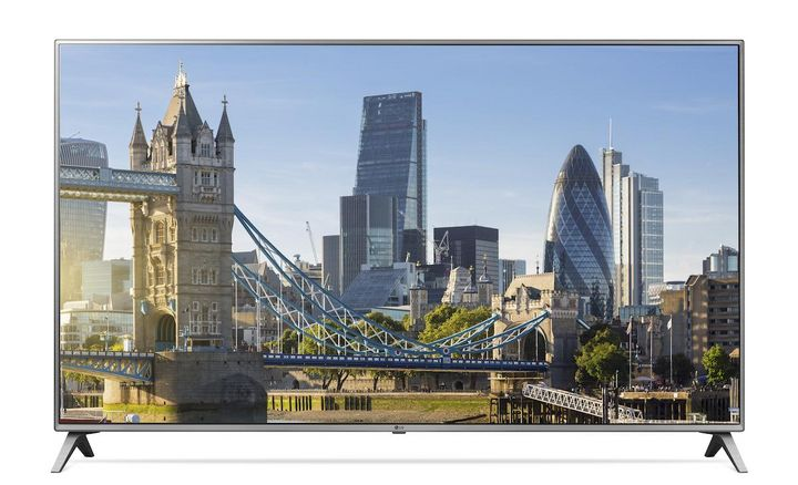 "Der LED-TV ""65UK6500"" von LG Electronics."