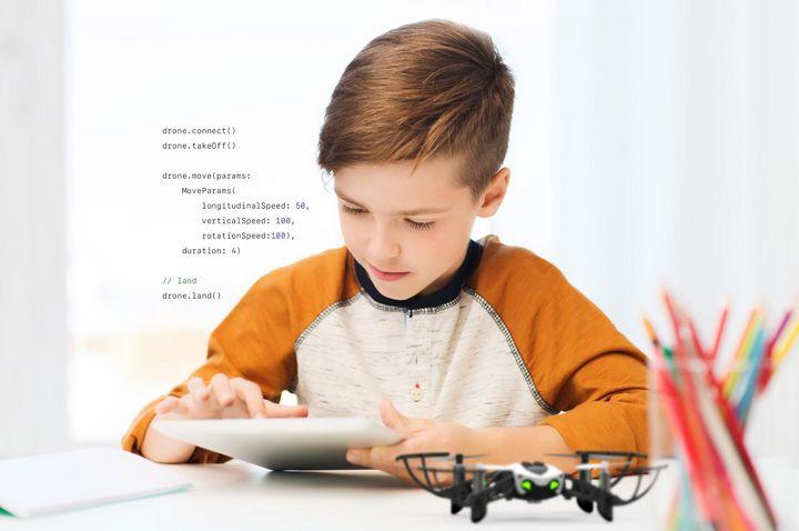 Parrot Mambo: Programmieren lernen per Drohne.