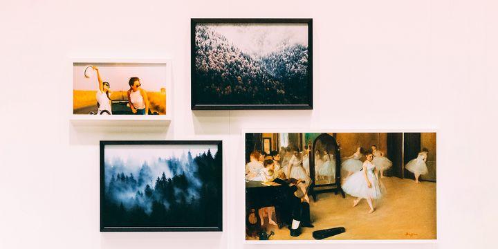 """Samsungs """"The Frame"""" ist nicht nur ein Fernseher der Spitzenklasse."""