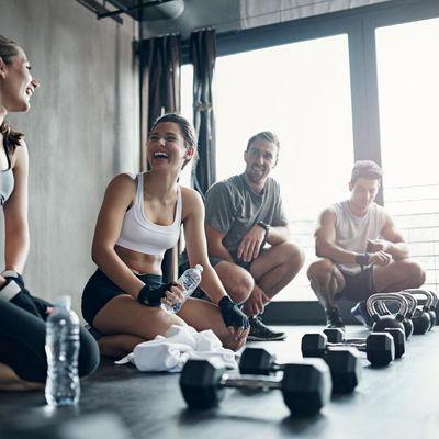 Trainingspausen steigern die Leistung.