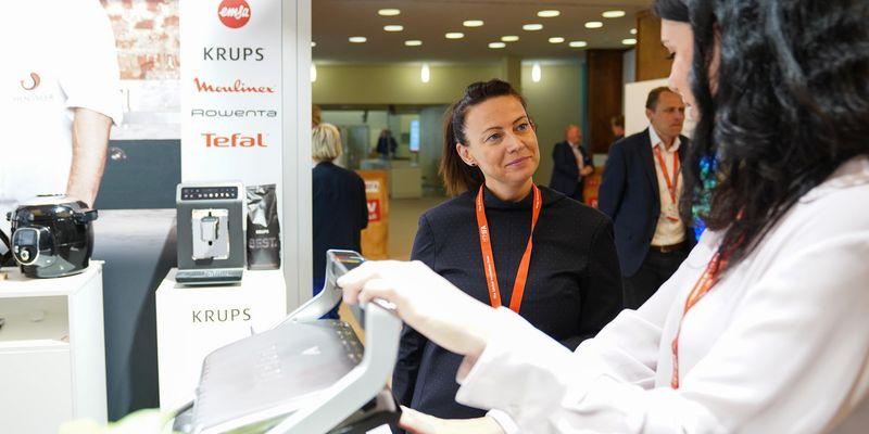 Smarte Küchentrends auf der IFA 2019 in Berlin.
